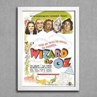 Poster Wizard Of Oz - comprar online