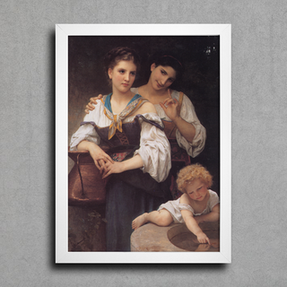 Bouguereau - The Secret