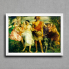 Millais - Cymon and Iphigenia