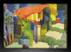 August Macke - House in the Garden - loja online