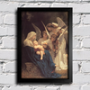 Bouguereau - The Virgin With Angels - comprar online
