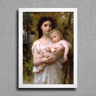 Bouguereau - The Younger Brother - comprar online