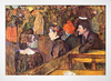 Toulouse Lautrec - Ball at the Moulin de la Galette - loja online
