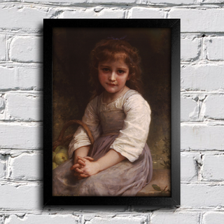 Bouguereau - Apples - comprar online