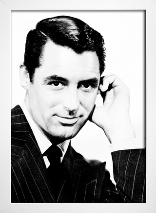 Ator Cary Grant - Encadreé Posters
