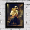 Bouguereau - Young Mother Gazing at her Child - comprar online
