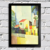 August Macke - Bright House - comprar online