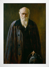 Collier - Portrait of Charles Robert Darwin - loja online