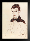 Imagem do Egon Schiele - Self Portrait