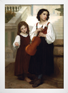 Bouguereau - Far From Home - loja online