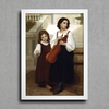 Bouguereau - Far From Home - comprar online