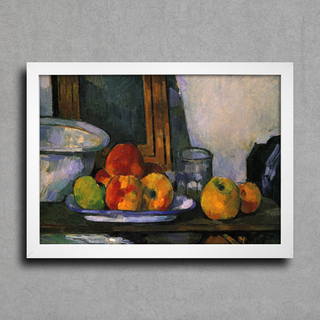 Cezanne - Still Life With an Open Drawer - Encadreé Posters