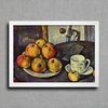 Cezanne - Still Life With Apples - comprar online