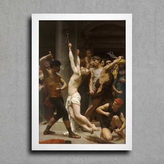 Bouguereau - Flagellation Of Our Lord Jesus Christ