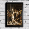 Bouguereau - Flagellation Of Our Lord Jesus Christ - comprar online