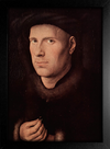 Imagem do Jan Van Eyck - Retrato de Jan De Leeuw
