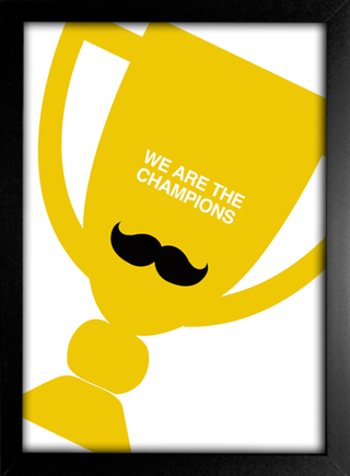 Poster Queen - We are The Champions - loja online