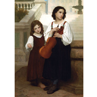 Bouguereau - Far From Home