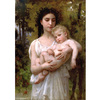 Bouguereau - The Younger Brother