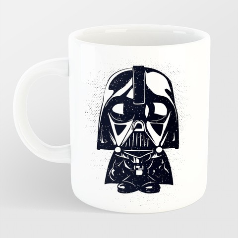 Caneca Star Wars - Darth Vader na internet
