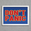 Poster Don't Panic - comprar online