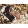 Egon Schiele - Death and the Maiden na internet