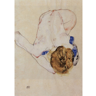 Egon Schiele - Forwards Female Nude na internet