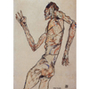 Egon Schiele - The Dancer na internet