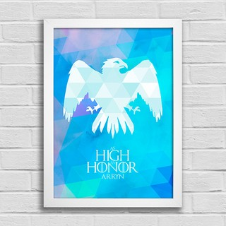 Poster Game of Thrones - As High as Honor - Arryn na internet