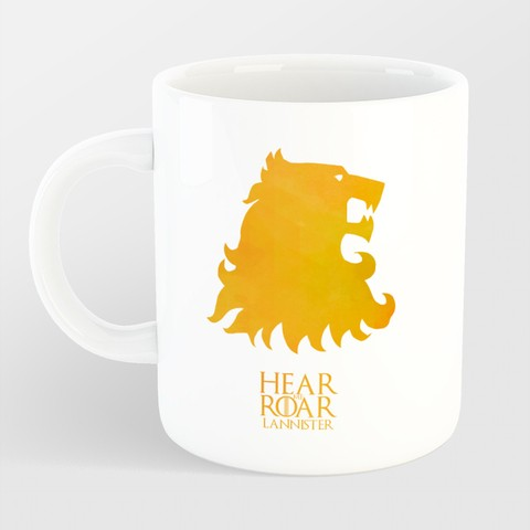 Caneca Game of Thrones - Hear me Hoar na internet