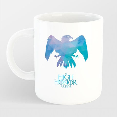 Caneca Game of Thrones - As High as Honor na internet