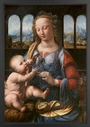 Leonardo Da Vinci - Madonna of the Carnation - comprar online