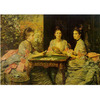 Millais - Hearts are Trumps