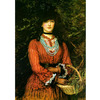 Millais - Miss Eveleen Tennant
