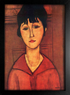 Modigliani - Head of Young Girl - loja online