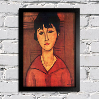 Modigliani - Head of Young Girl - comprar online