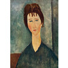 Modigliani - La Fanciulla Bruna