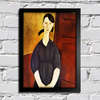 Modigliani - Portrait of Paulette Jourdain - comprar online