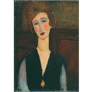 Modigliani - Portrait of a Woman