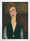 Modigliani - Portrait of a Woman - loja online