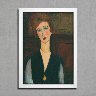 Modigliani - Portrait of a Woman - comprar online