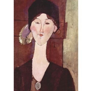 Modigliani - Portrait of Beatrice Hastings