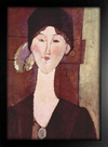 Imagem do Modigliani - Portrait of Beatrice Hastings