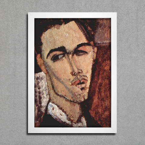 Modigliani - Portrait of Celso Lagar