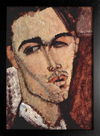 Imagem do Modigliani - Portrait of Celso Lagar