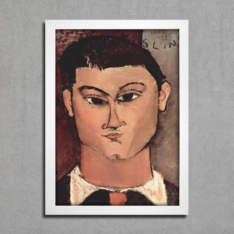 Modigliani - Portrait of Moise Kisling