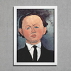 Modigliani - Portrait of the Mechanical - comprar online