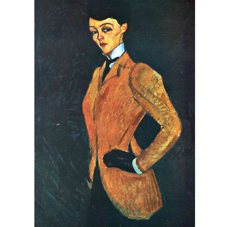 Modigliani - The Amazon