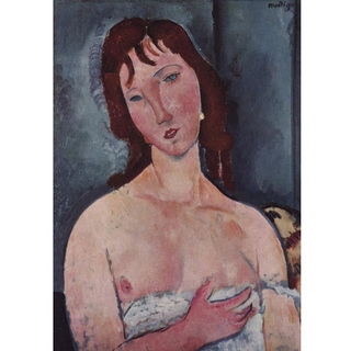 Modigliani - Young Woman