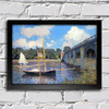 Monet - Bridge at Argenteuil - comprar online